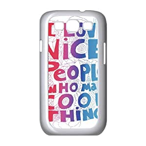 Love Series, Samsung Galaxy S3 Cases, i Love Cases for Samsung Galaxy S3 [White]