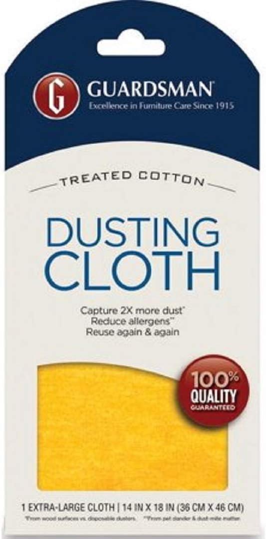 "Guardsman Dusting Cloth 14 "" X 18 "" 12 pack"