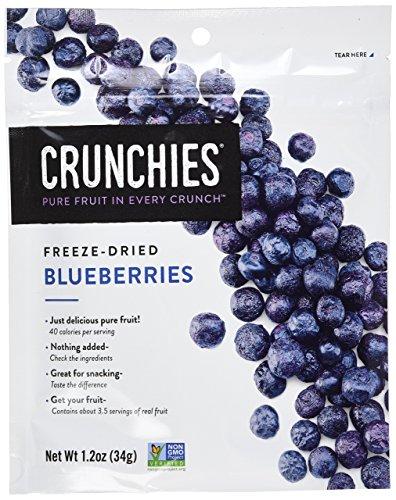 Crunchies Natural Freeze Dried Healthy Grab n Go
