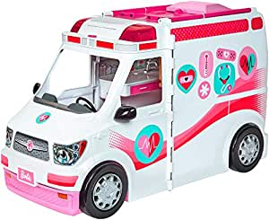 Barbie - Ambulansı (Mattel FRM19)