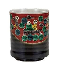 Kutani Ware Teacup MOKUBE