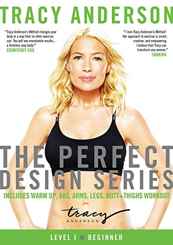 Tracy Anderson Perfect Design Series - Sequence I [DVD]