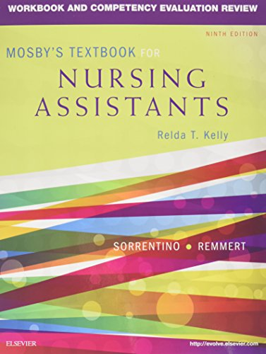 Mosby's Textbook for Nursing Assistants - Textbook and Workbook Package, 9e by Sorrentino Sheila A