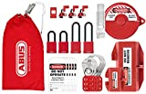 ABUS K915 Safety Lockout Tagout Personal Cinch Safety Bag Kit