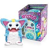 Rizmo Evolving Musical Friend Interactive Plush Toy with Fun Games, Aqua