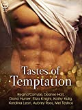 Book Cover for Tastes of Temptation