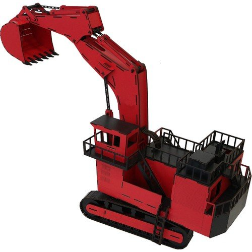 Serra Baby Wood Pallet Excavators Business Camera by Serra Baby