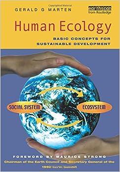 Book Human Ecology