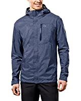 Paradox Men's Waterproof Breathable Rain Jacket