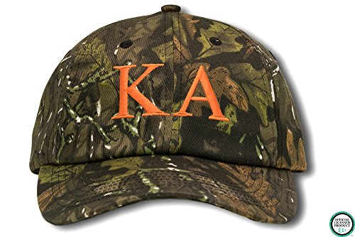 Kappa Alpha Hat (Kappa Alpha Fraternity Hat)