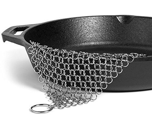 7 inch cast iron skillet - 9