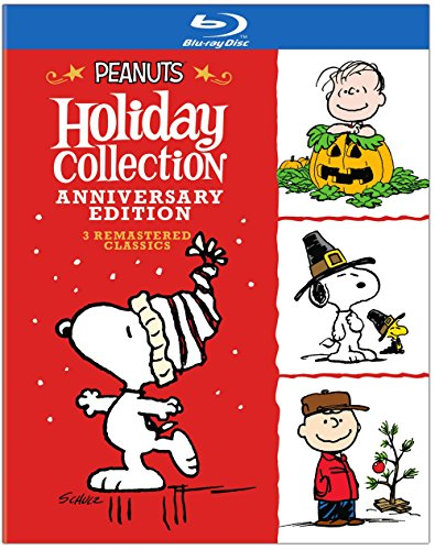 Peanuts Holiday Anniversary Collection (BD) [Blu-ray] ()