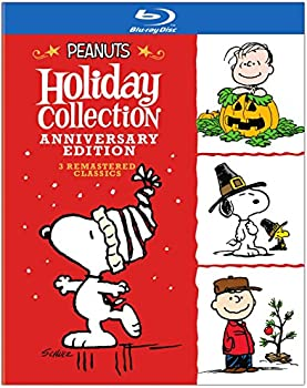 Peanuts Holiday Anniversary Collection on Blu Ray