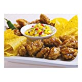 Tyson Fritter Chicken Breast Portions, 5 Pound - 2 per case.