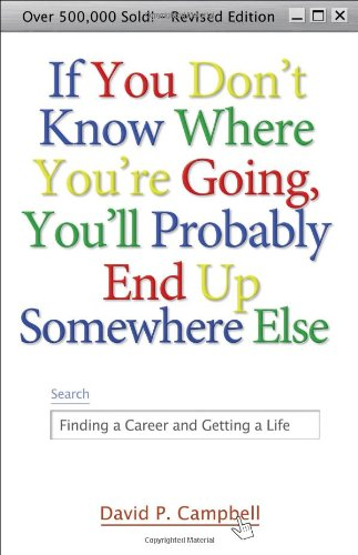 If You Don't Know Where You're Going... (Best Career Interest Inventory)