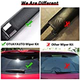 OTUAYAUTO 9L1Z17526A Rear Wiper Arm Blade Set - For Ford Expedition/Lincoln Navigator 2009-2016