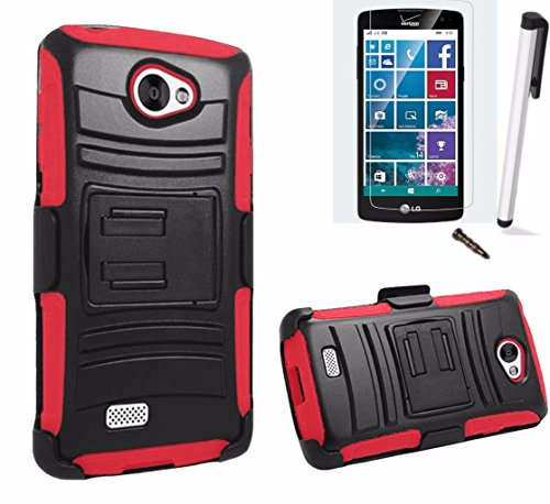 LG Optimus Advanced Silicone Protector