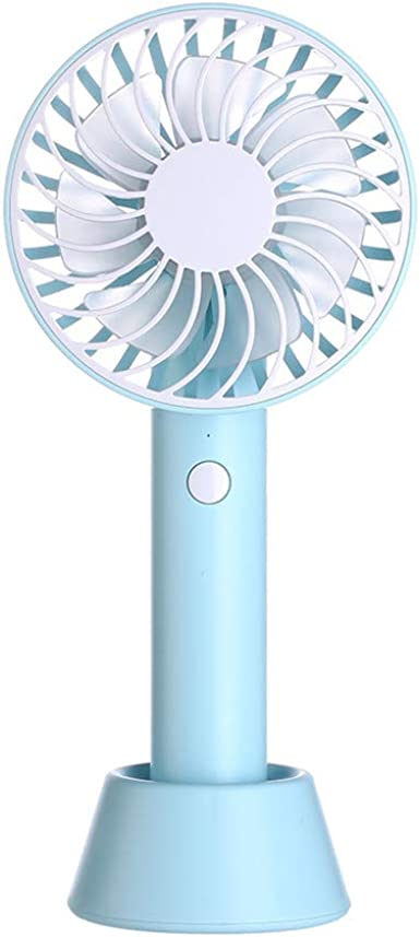 DDPP Creative Style USB Small Fan Mini Mute Mobile Phone Bracket Fan Desktop Office Handheld Portable Fan,4
