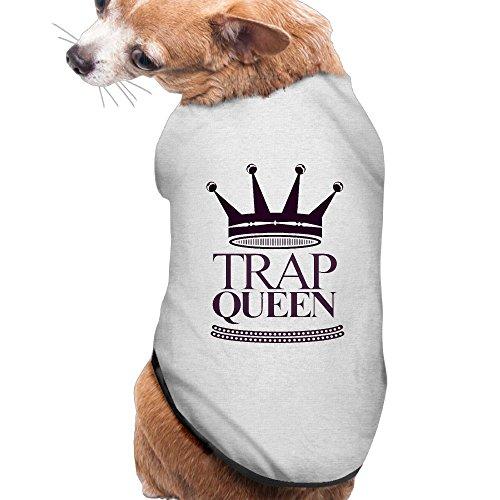 trap-queen-american-rapper-fetty-wap-dog-clothes-dog-shirt