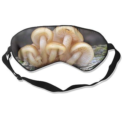 Amazon com: WFamXIn Travel Eye Mask eep Mask Blindfold Mushroom