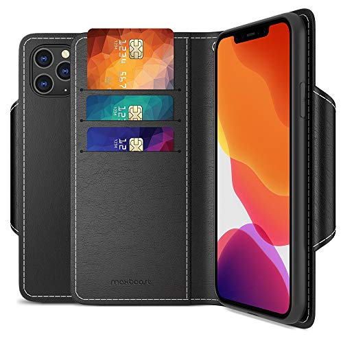 Maxboost mWallet Designed for Apple iPhone 11 Pro