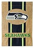 "NFL Licensed Burlap 12.5"" x 18"" Garden Flag"