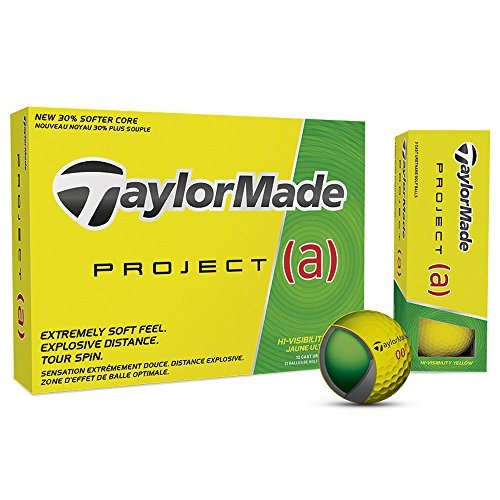 TaylorMade Project a Golf Balls One Dozen , Prior Generation