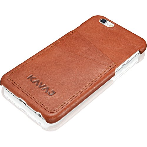 KAVAJ leather case back cover Tokyo for iPhone 6