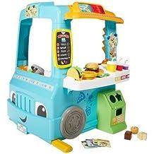 Camión de comida Fisher-Price, Ríe y aprende, divertido