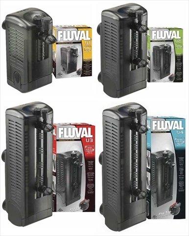 Fluval WFLUVALU3 U3 Underwater Aquarium Filter System