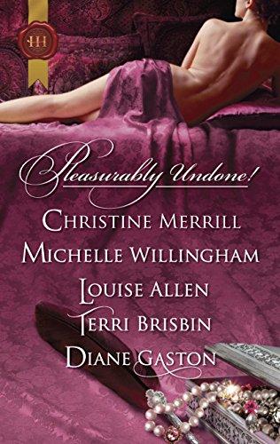 - Pleasurably Undone!: An Anthology
