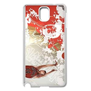 Slam Dunk Samsung Galaxy Note 3 Cell Phone Case White Ecsjh