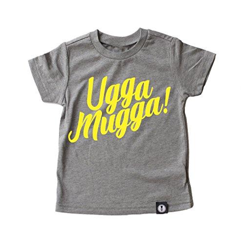 Urban Tee Farm Ugga Mugga - Daniel Tiger Kids Tee ()