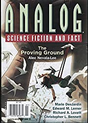 ANALOG SCIENCE FICTION AND FACT January/February 2017 Double Issue
