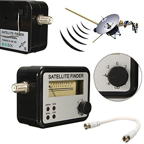 Digital Sat LCD Display Satellite Signal Finder Meter Strength DIRECTV DISH TV