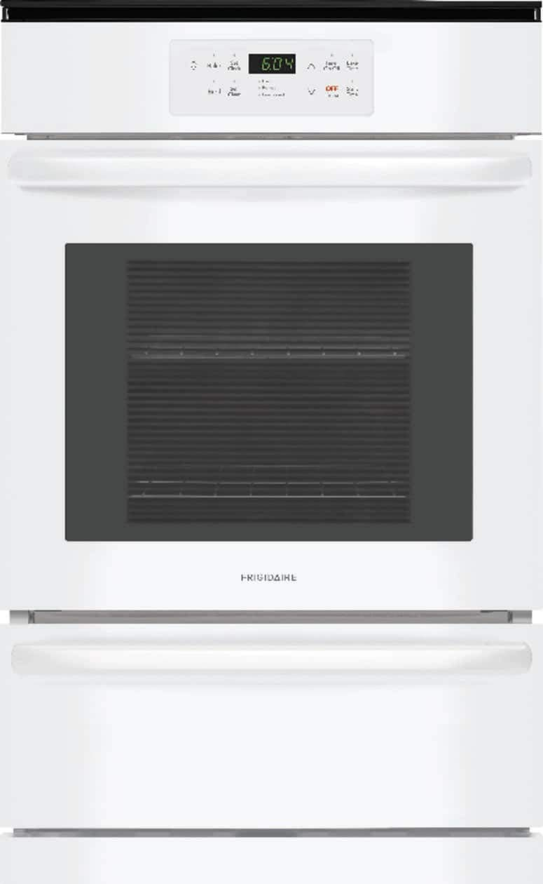 Frigidaire FFGW2426UW 24 Inch Wide 3.3 Cu. Ft. Single Gas Oven with Even Baking Technology
