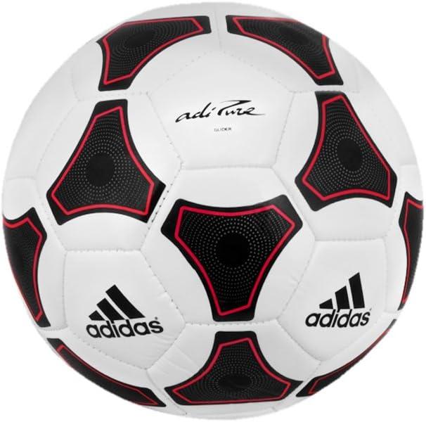 adidas Adipure Glider – Balón de fútbol, Negro: Amazon.es ...