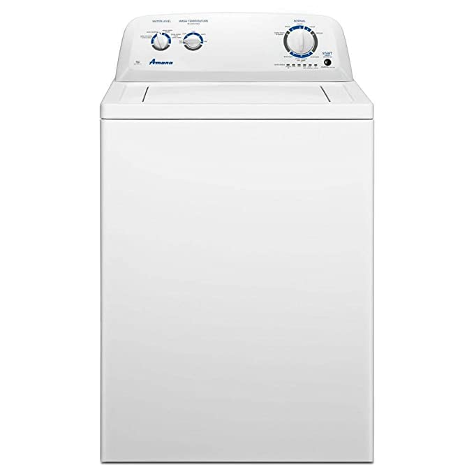 Amana NTW4516FW 3.5 Cu. Ft. White Top Load Washer best top-loading washer