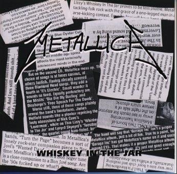 whiskey in the jar metallica скачать