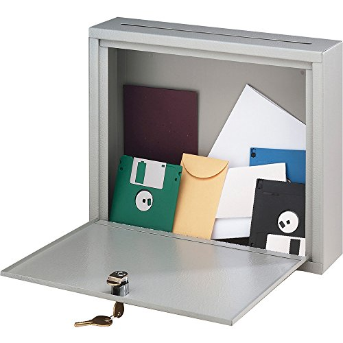 (BDY562632 - Buddy Wall-Mountable Interoffice Mail Collection Box)