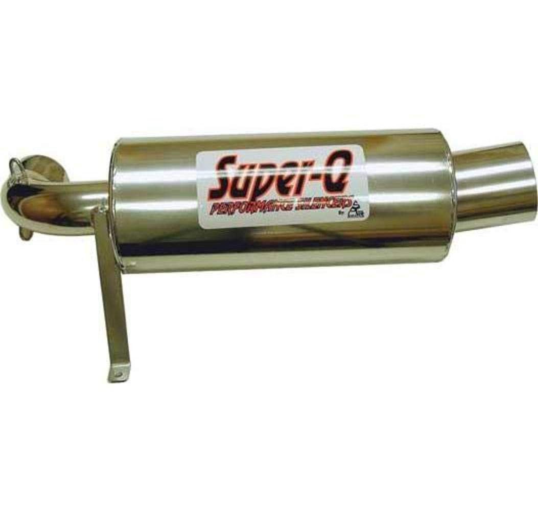 Skinz Protective Gear Super-Q Ceramic Silencer SQ-2215C