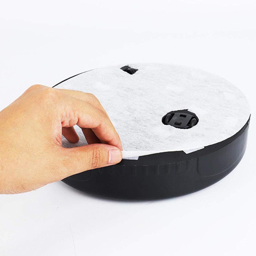 Sliwei Home Office Round Smart Power Succión Robot de Limpieza de ...