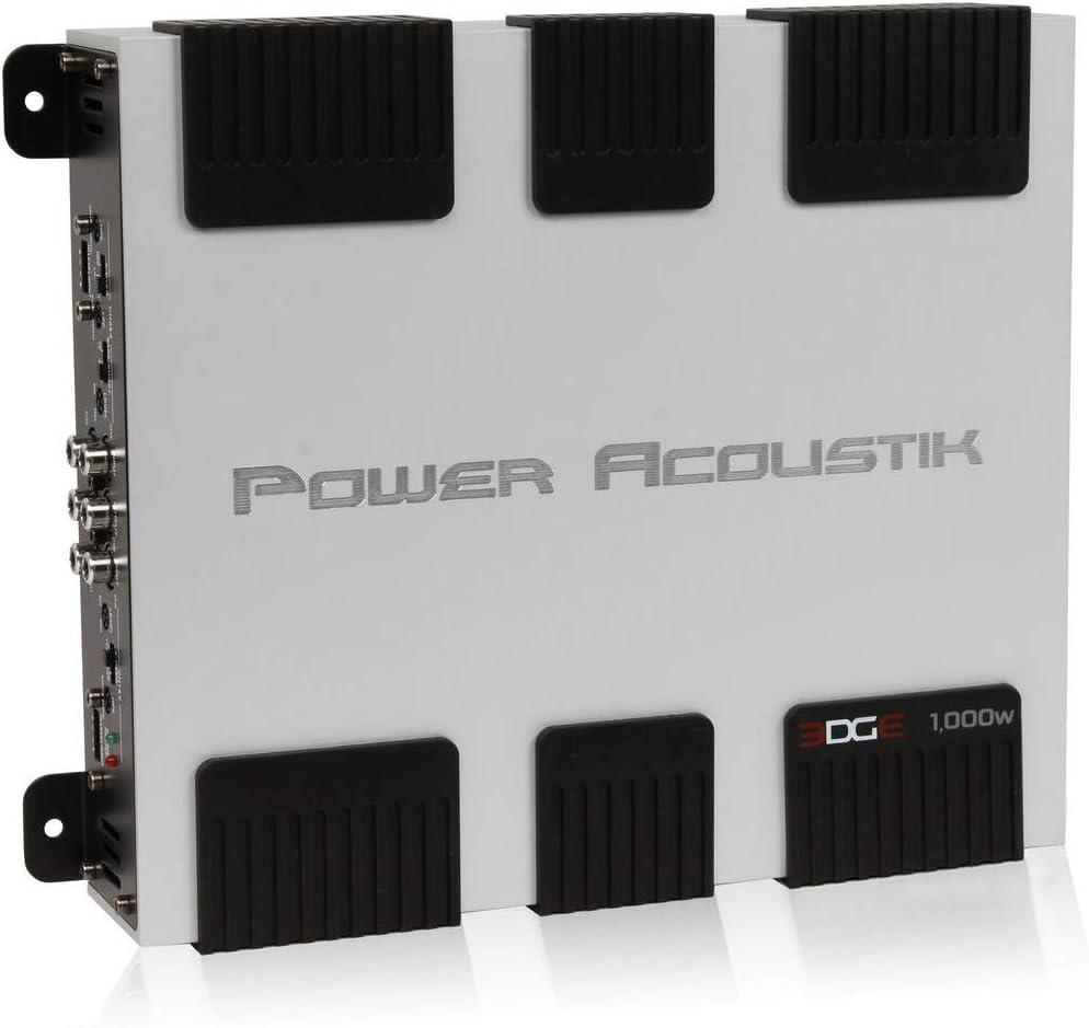 Power Acoustik EG4-1000 Edge Series 4 Channels Amplifier