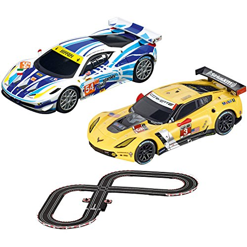 carrera go gt contest slot car race track set 1 43. Black Bedroom Furniture Sets. Home Design Ideas