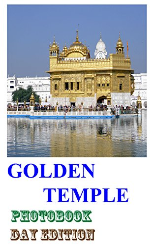 GOLDEN TEMPLE by Day: Photo Book
