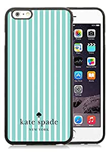 Popular Customize iPhone 6plus Phone Case Kate Spade New York Unique TPU Cover Case For iPhone 6plus 5.5 Inch 25 Black