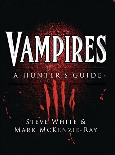 Vampires: A Hunter's Guide (Dark Osprey) pdf epub