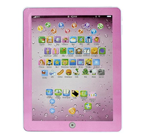 Y-pad English Computer Tablet Learning Education Machine Toy (Pink) - 5