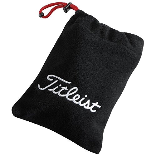 Golf Tee Bag (Titleist Golf- Valuable Fleece Pouch)