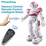 Threeking Smart Robot Toys Gesture Control Remote Control Robot JJRC Robot Gift